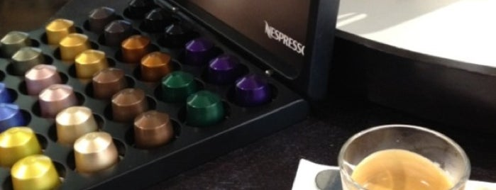 Nespresso Boutique is one of Mujdat 님이 좋아한 장소.