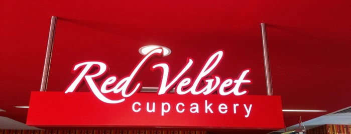 Red Velvet Cupcakery is one of doha.