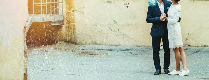 Дмитрий: сохраненные места