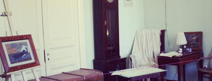 Музей Анны Ахматовой is one of Питер.