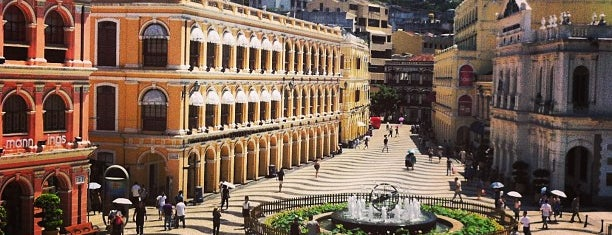 Senado Square is one of Macao.