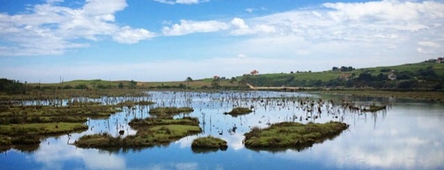 Playa de Luaña / Cóbreces is one of Orte, die Marta gefallen.
