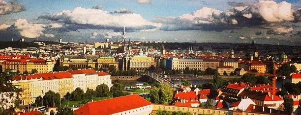 Palácové zahrady pod Pražským hradem is one of Praha.