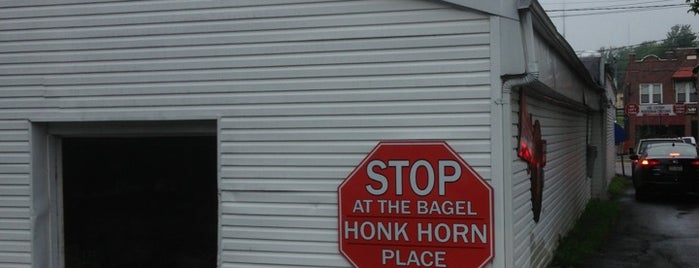 Monticello Bagel Bakery is one of Monticello, NY.