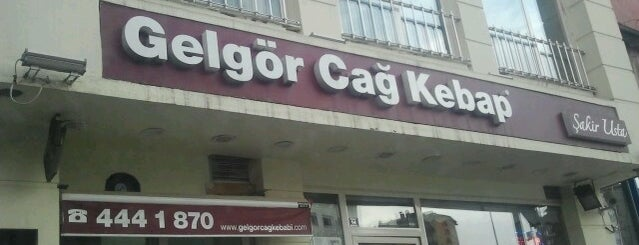Gelgör Cağ Kebap is one of Yemek.