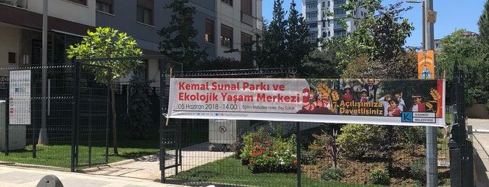 Ziverbey Kemal Sunal Parkı is one of istanbul gidilecekler anadolu 2.