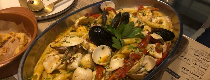 iO Italian Osteria is one of 03_ตามรอย.