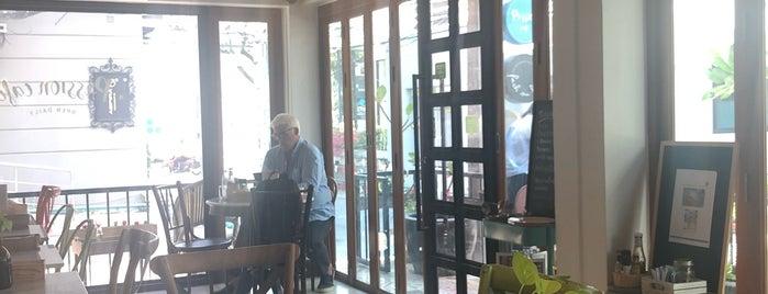 Passion Café is one of Alika 님이 좋아한 장소.