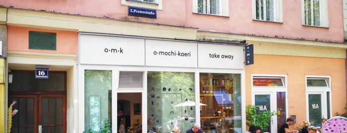 o.m.k is one of Vienna.