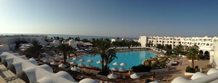 Hôtel Club RIU Palm Azur is one of Anthony : понравившиеся места.