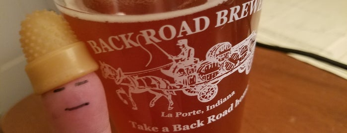 Back Road Brewery is one of Indiana Breweries.