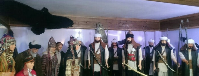 Eğitimci Nuray Yeşil Müzesi is one of Posti che sono piaciuti a Burak.