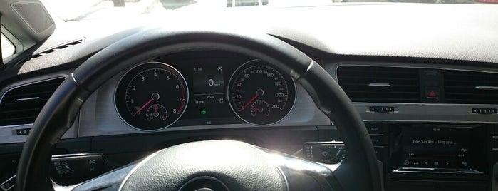 Volkswagen - Başaran is one of Orte, die Burak gefallen.
