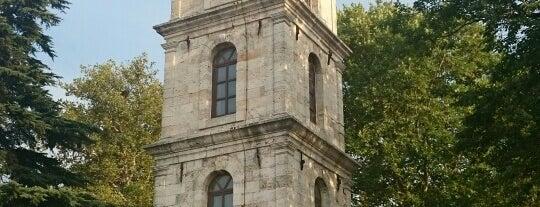Tophane Saat Kulesi is one of Locais curtidos por Burak.