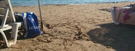 Ayazma Plajı is one of Burak'ın Beğendiği Mekanlar.