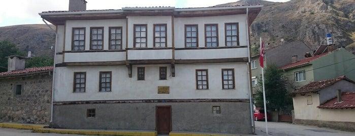 İnönü Savaşları Karargah Müzesi is one of Tempat yang Disukai Burak.
