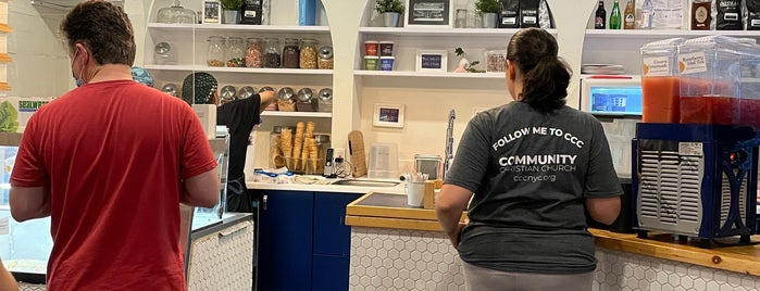 Sugar Hill Creamery is one of Bakeries and Desserts to Try.