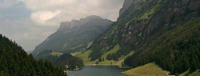Berggasthaus Seealpsee is one of Alpen-Tips.