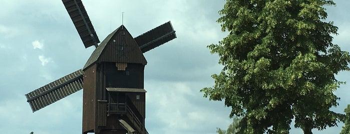 Bockwindmühle Marzahn is one of 1 | 111 Orte in Berlin die man gesehen haben muss.