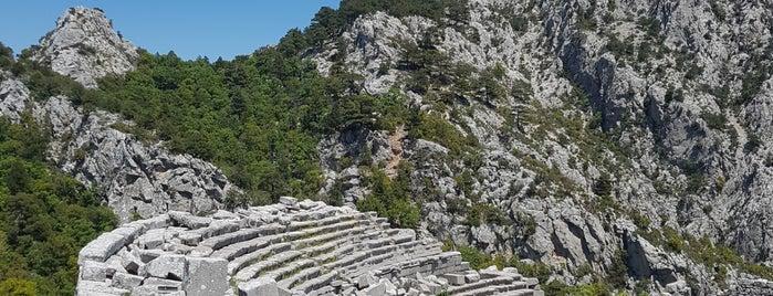 Termessos Antik Kenti is one of Antalya.