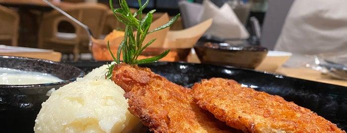 Black Spoon is one of Resturants.