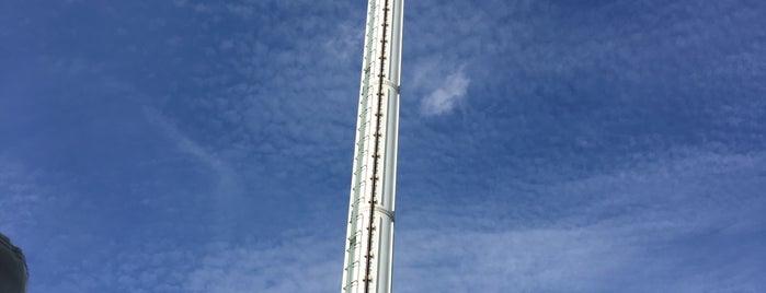 Euro-Tower is one of Posti che sono piaciuti a Amit.