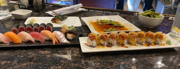 Akashi Sushi is one of Mary Ellen'in Beğendiği Mekanlar.