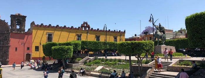 Iglesia De Nuestra Señora De La Salud is one of San Miguel Allende City guide.