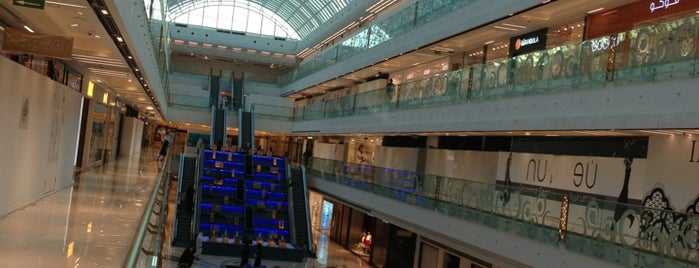 The Gate Mall is one of Kuwait.