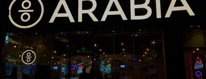 ارابيا كافيه Arabia Cafe is one of Queen'in Kaydettiği Mekanlar.