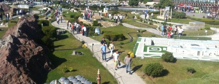Miniatürk is one of Top favorites.