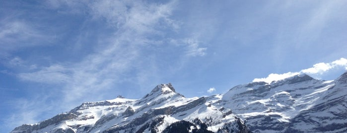 Les Diablerets is one of Lugares.