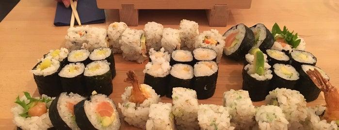 Hashi Oki Sushi bar is one of Mokolo♥️e.