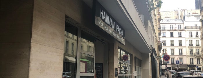 Hammam Pacha is one of Paris.