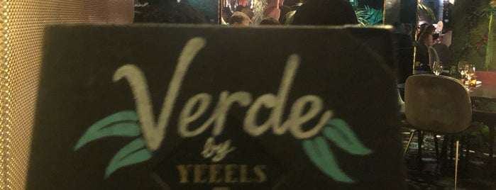 Verde is one of Chez Paree.
