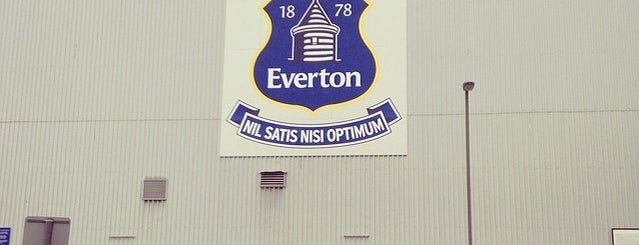 Goodison Park is one of Summer Events To Visit....