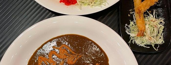 Monster Curry is one of Tempat yang Disukai followLin.