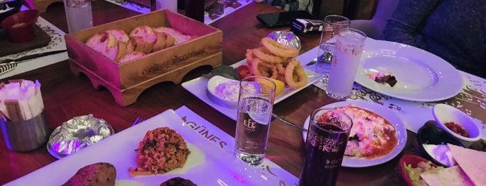 GÜNEŞ Restaurant is one of ANTALYA.