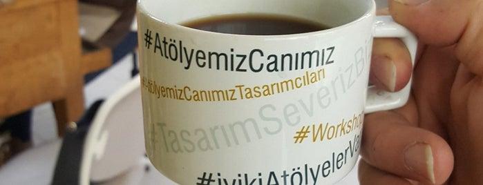 Atölyemiz Canımız is one of Lugares favoritos de Neşe.