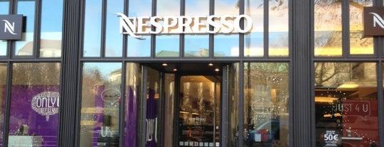 Nespresso Boutique is one of Kübraさんの保存済みスポット.