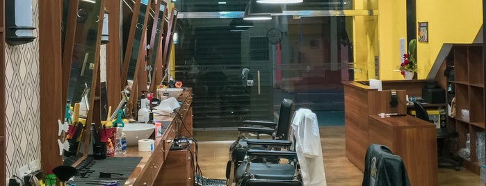 Jazz Barber Shop is one of Lieux qui ont plu à MBS.