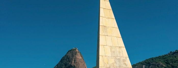 Monumento Estácio de Sá is one of Lieux qui ont plu à MBS.