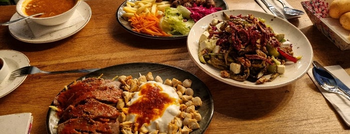 Bodrum Mantı&Cafe is one of Istanbul.