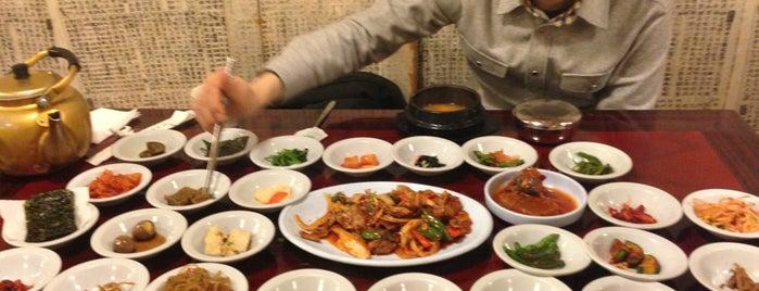 시골밥상 is one of Hart and Seoul.