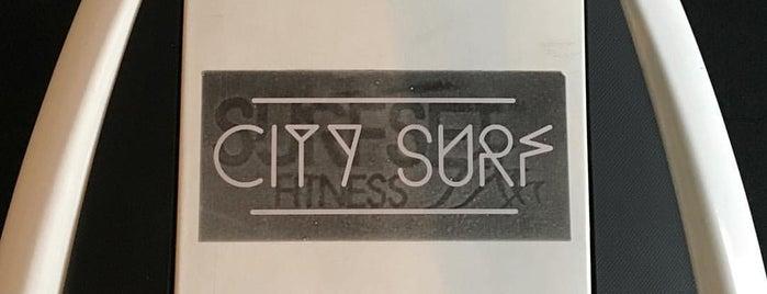 City Surf Fitness is one of Locais salvos de Jason.
