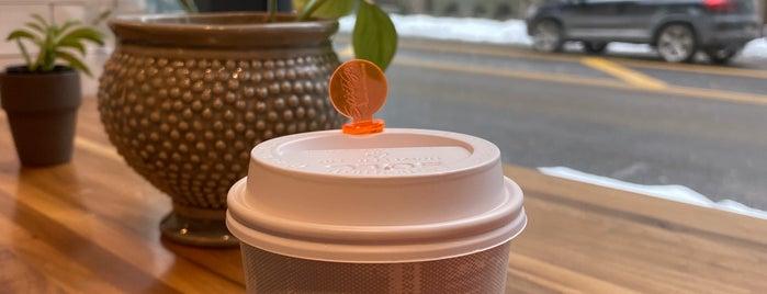 Big Shoulders Coffee is one of Posti salvati di Rachel.