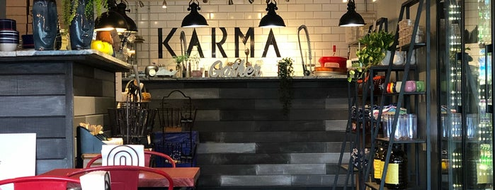 Karma Juice Bar And Eatery - Clearwater is one of Clearwater.