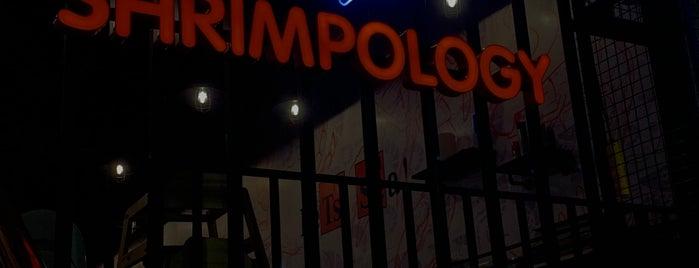 Shrimpology is one of Abdullah'ın Kaydettiği Mekanlar.