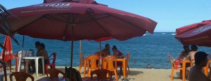 Gunga Beach Bar is one of Maceió Praia do Gunga.