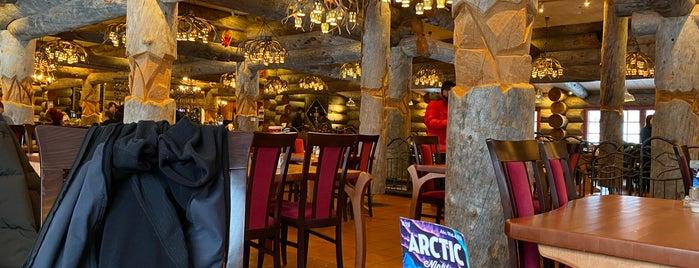 Aurora Restaurant is one of Finland فنلندا.